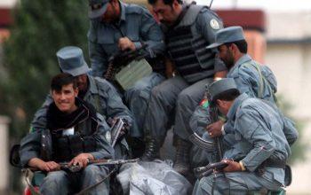ده سرباز پولیس در زابل اسیر شدند