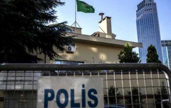 خاشقچی در کنسولگری عربستان در استانبول دفن می شود