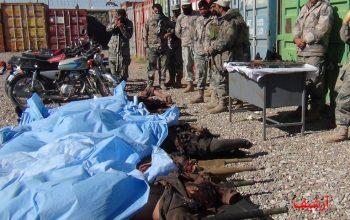 3 فرمانده و یک متخصص ساخت ماین طالبان کشته شد