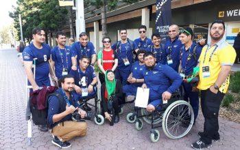 ورزشکاران معلول افغانستان در استرالیا ناپدید شدند
