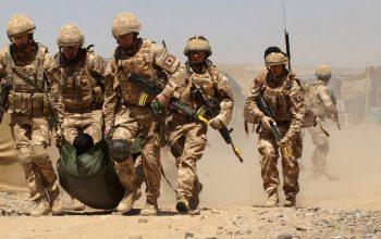 یک سرباز خارجی در افغانستان کشته شد
