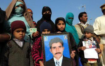 شماری از زندانیان پاکستانی در عربستان، گردن زده شدند