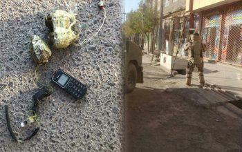 از یک انفجار خونین در شهر هرات جلوگیری شد