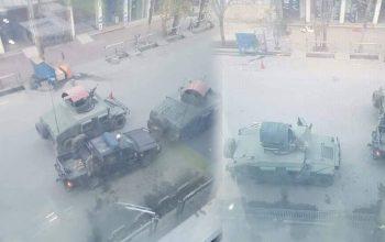 درگیری در کابل با بازداشت پسر رحیم وردک به پایان رسید