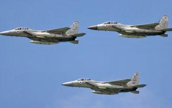 حمله موشکی اسرائیل به سوریه