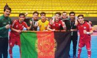 صعود افغانستان به مرحله نهایی جام ملت های 20 سال فوتسال