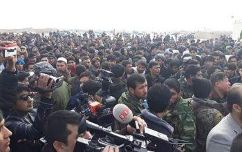 یازده وکیل و 500 مظاهره کننده!!
