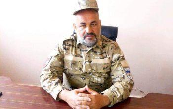 فرمانده پولیس ولسوالی گرزیوان کشته شد