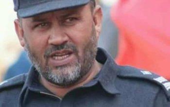 فرمانده پولیس محلی دهنه غوری کشته شد