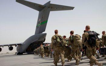 امریکا از سوریه فرار کرد