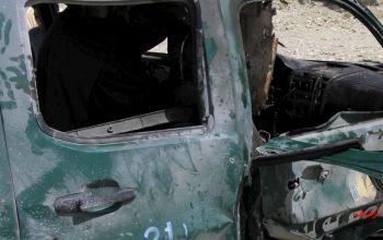 سه پولیس در انفجار ماین در غزنی زخمی شد