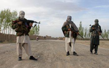 پوسته پولیس محلی در پشتون زرغون هرات سقوط کرد