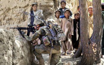 یک افسر امریکایی بعد از هشت سال به قتل یک شهروند افغانستان متهم شد