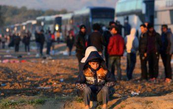 وضعیت ناگوار پناهجویان در کمپهای خارجی