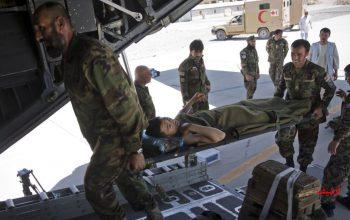 دو سرباز اردوی ملی در فراه کشته شد