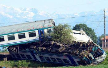 سانحه قطار در ترکیه 47 کشته و زخمی برجا گذاشت