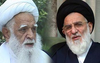 پیام آیت الله محسنی به مناسبت درگذشت رئیس شورای تشخیص مصلحت نظام ایران