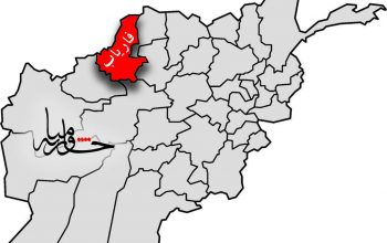 تلفات طالبان و اردو در المار فاریاب
