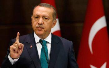 اردوغان: کرد های سوری را در خندق هایشان دفن خواهیم کرد