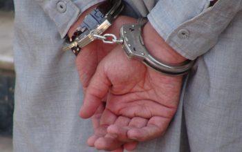 بازداشت 5 سارق موتر و پلیت موتر از کابل