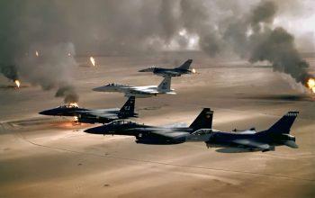 کشته شدن غیرنظامیان در حمله نظامیان امریکا بر سوریه