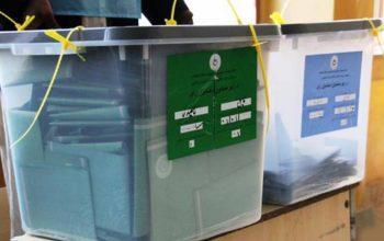 لیست ابتدایی انتخابات بلخ تغییر نمی کند