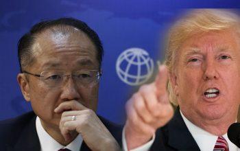 ترامپ مسبب استعفای رئیس بانک جهانی