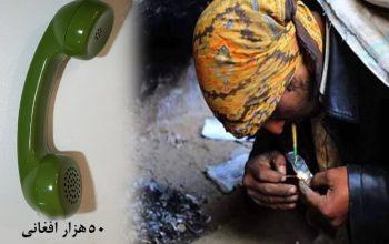 مواد فروش معرفی کنید، 50 هزار افغانی پاداش بگیرید