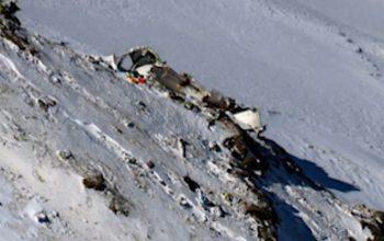 شش کشته و زخمی در برخورد دو طیاره در ایتالیا