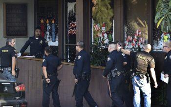 یک کشته در تیراندازی در امریکا