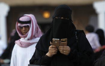 طلاق پیامکی برای زنان عربستان