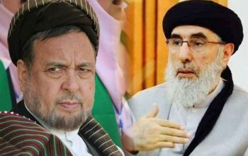 رد حضور محمد محقق در تکت انتخاباتی حکمتیار