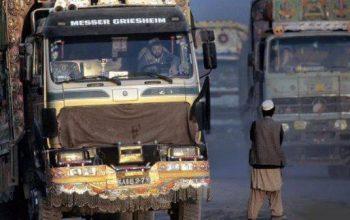 طالبان موترهای ربوده شده را رها کردند
