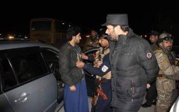 حمله بر حوزه ششم شهر هرات با جان باختن پنج تن پایان یافت