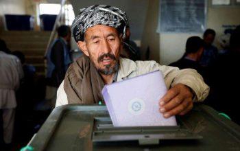 نتایج ابتدایی انتخابات کابل اعلام شد