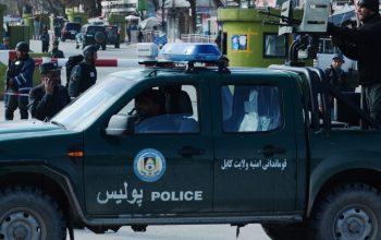 کنترول شبانه بخش های امنیتی کابل
