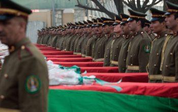 دستاورد پنج ساله حکومت وحدت ملی، جان باختن 45هزار نیروی امنیتی