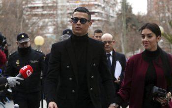 رونالدو به پرداخت بیش از 18 میلیون یورو جریمه محکوم شد