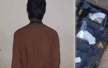 بازداشت یک طراح حملات تروریستی در هلمند