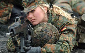 آمار تکان دهنده افزایش آزار و اذیت زنان در ارتش آلمان