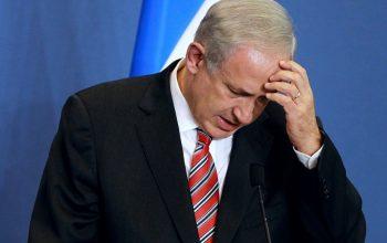 نتانیاهو از سمت اش کنار نمیرود