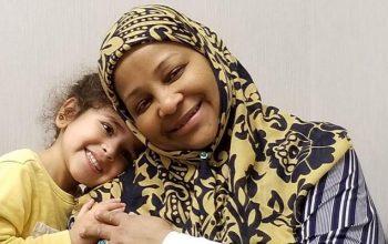 مرضیه هاشمی از زندان امریکا رها شد