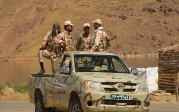 حمله تروریستی بر مقر سپاه ایران در سیستان و بلوچستان