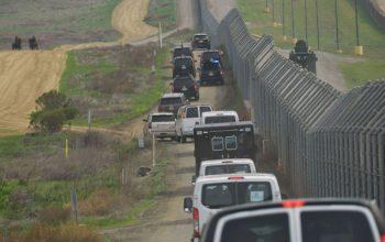 احزاب کانگره برای ساخت دیوار مرزی به توافق رسیدند