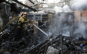 آتش سوزی در پاریس 35 کشته و زخمی برجا گذاشت