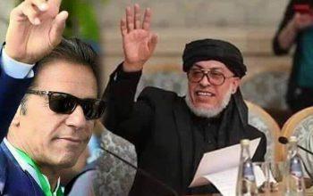 دیدار نمایندگان طالبان با عمران خان