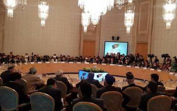 خروج نیروهای خارجی از افغانستان و نام سران طالبان از فهرست سیاه سازمان ملل