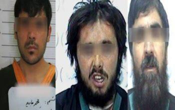 طراحان حمله خونین چهارراهی زنبق بازداشت شدند