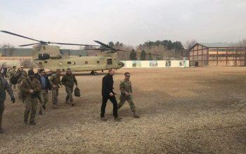 سفر از پیش اعلام نشده سرپرست وزارت دفاع امریکا به افغانستان