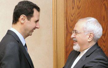دعوت اسد از ظریف برای سفر به سوریه
